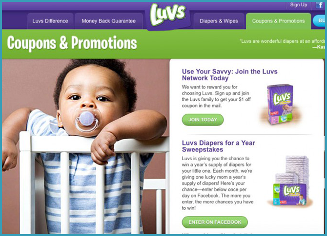 9 Ways to Get Baby Diapers & Wipes Absolutely Free! - The Krazy ...