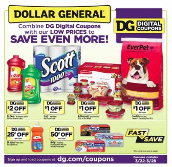3-23 dollar general ad