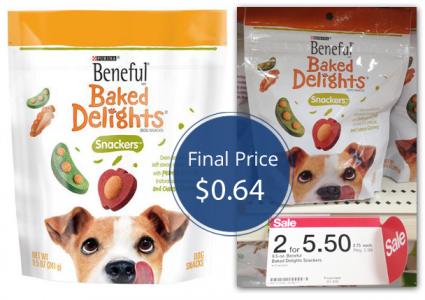 Beneful Baked Delights Target