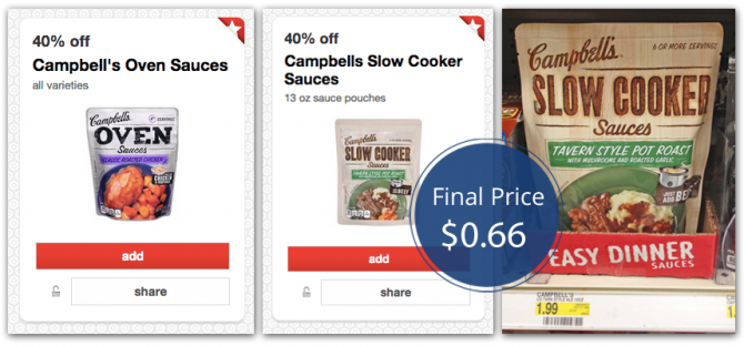 Campbell's Slow Cooker Target