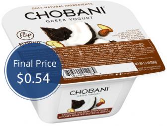 Chobani Flip Target
