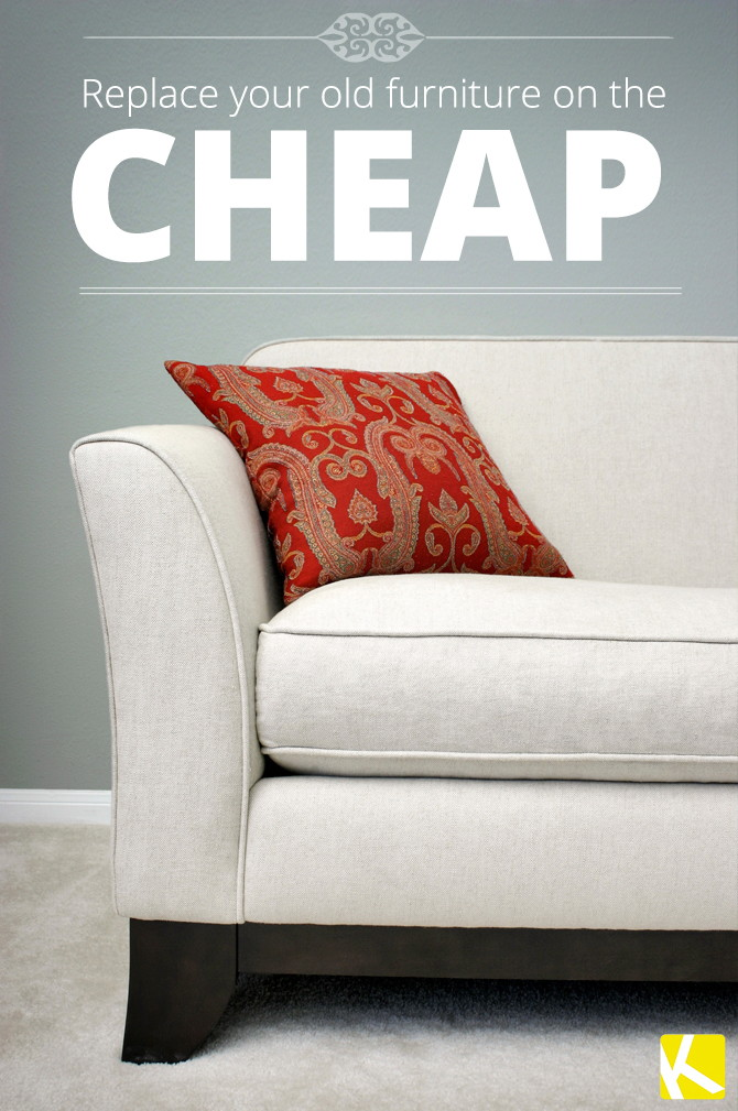 7 Tips to Help You Save on Furniture