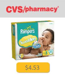 Pampers CVS