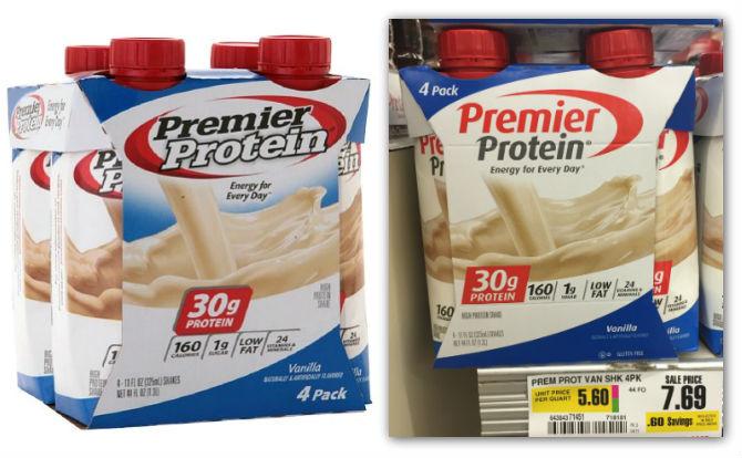 Premier Protein Shoprite