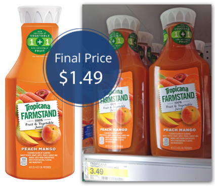 Tropicana Farmstand Target