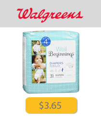 Well Beginnings Walgreens