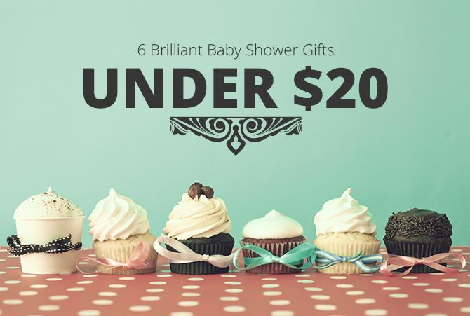 baby shower gifts under $20