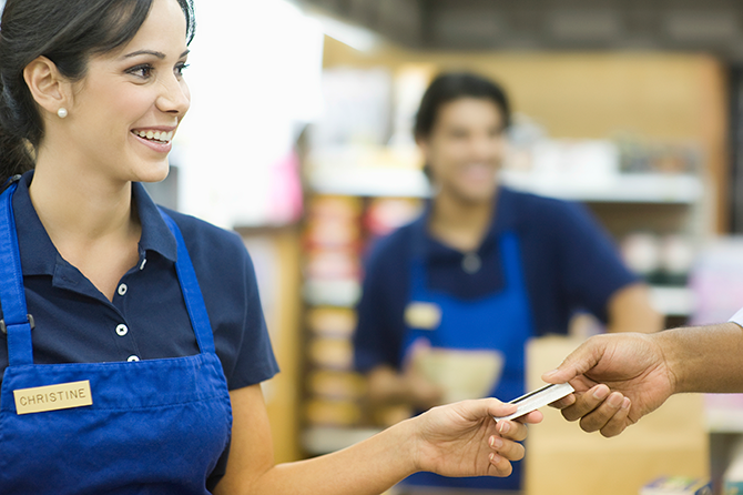 4 things every couponer should do when they get a new cashier