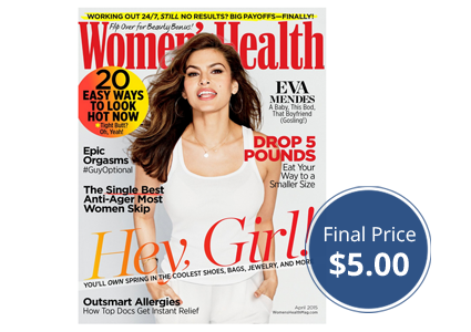 $5 Magazine Sale at Amazon–Today Only!