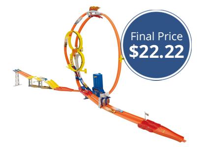 Hot Wheels Super Loop Trackset, as Low as $22.22 Shipped!