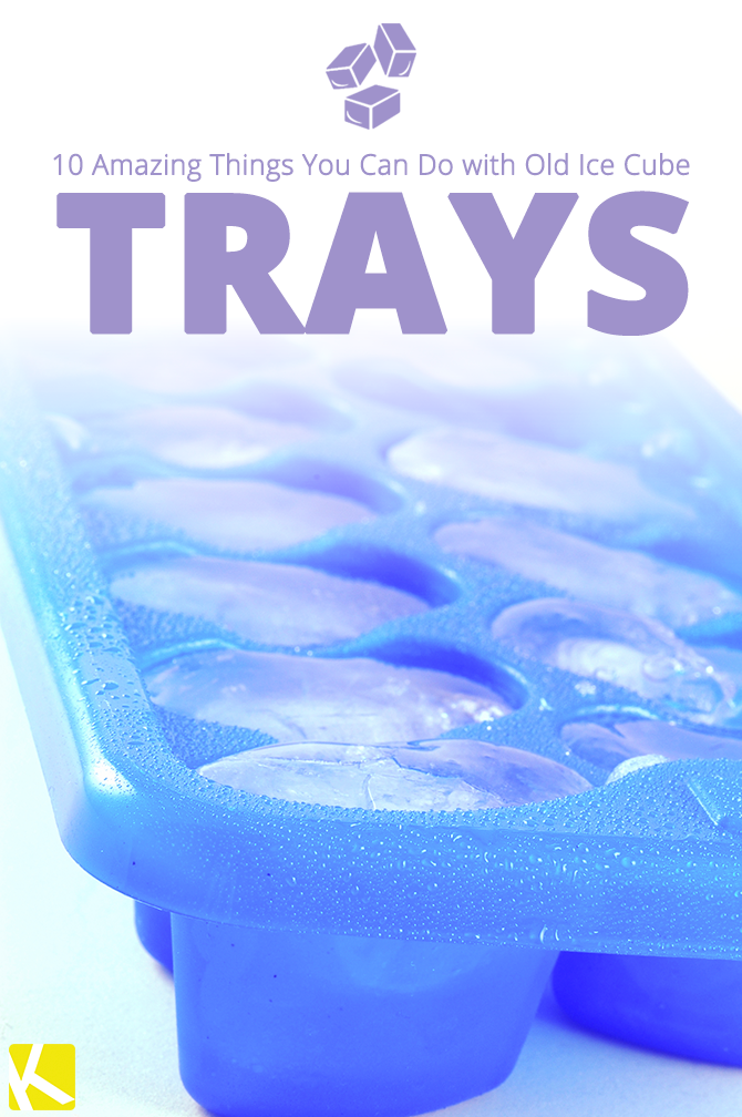 10 Awesome Ways to Repurpose Ice Cube Trays