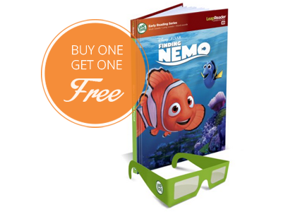 LeapFrog–Buy One, Get One Free LeapReader or Tag Book!