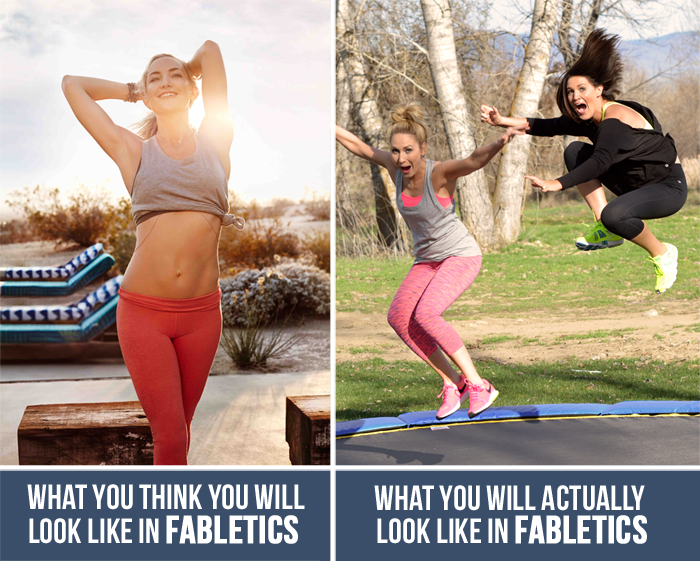 what you think fabletics