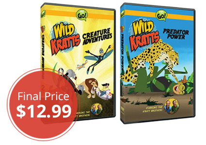 Save up to 40% on PBS Kids Collection–DVDs, Toys & Apparel!