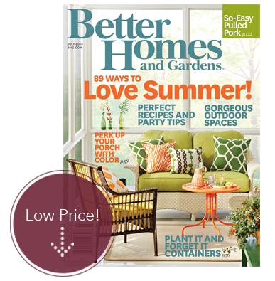 BetterHomes&Gardens