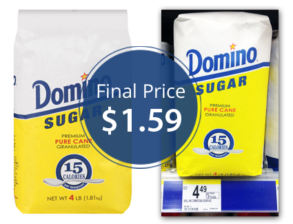 Coupons for domino sugar 2018