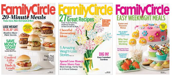 FamilyCircleMagazine