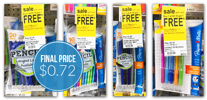 Paper-Mate-Pencils