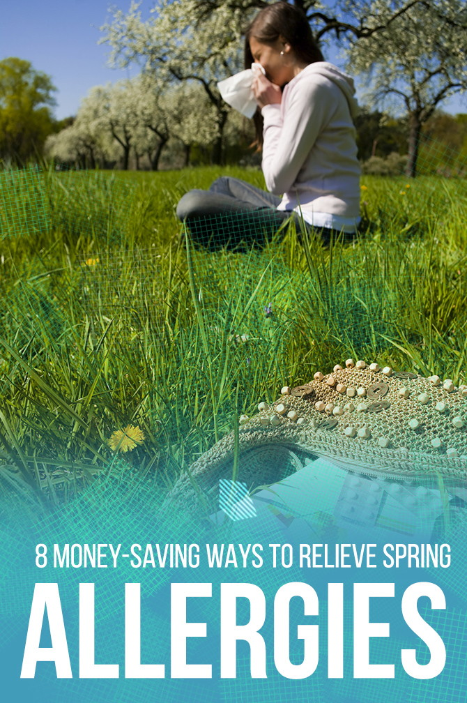 8 Easy Home Remedies to Beat Spring Allergies