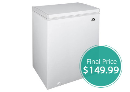 Igloo Chest Freezer, Only $149.99–Today Only!