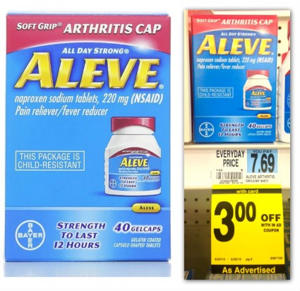 Aleve Rite Aid Coupon
