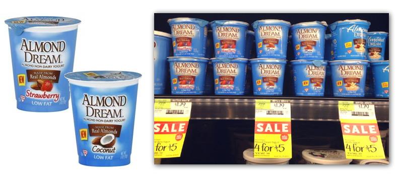Almond Dream Yogurt