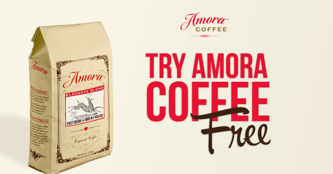 Free Gourmet Coffee–Ground or Whole Beans!