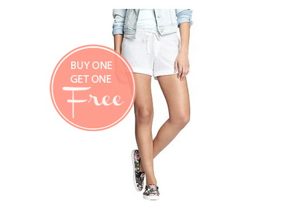 BOGO Free Shorts at Old Navy–Today Only!
