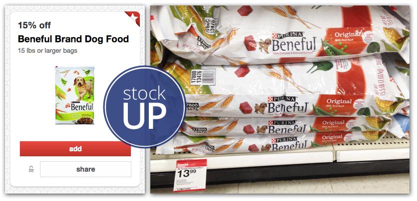 Beneful Dog Food Target