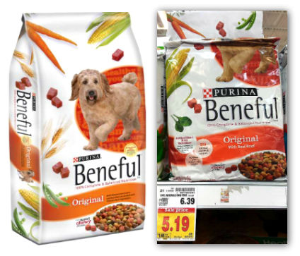Beneful Dry Dog Food