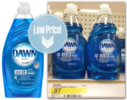 Dawn Dish Soap Target