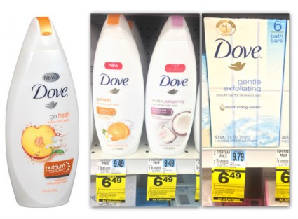Dove Sale Rite Aid Coupon