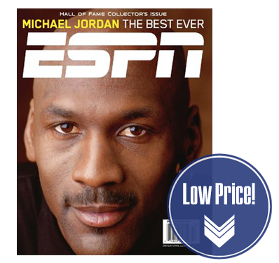 Save 85% on a Year of ESPN Magazine!