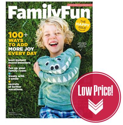 Family Fun Magazine, Just $0.50 per Issue!