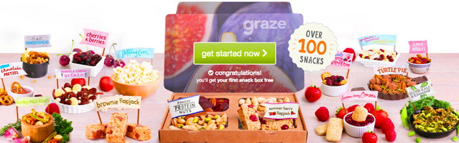 HOT! Free Snack Box & Free Shipping!