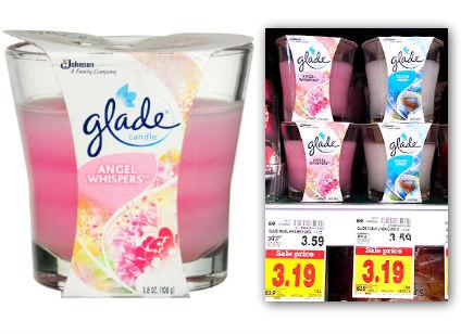 Glade Jar Candles