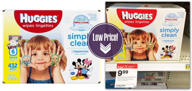 Huggies Wipes Box Target