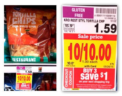 Kroger Chips