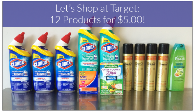 Let's Shop at Target