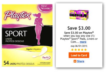 Playtex Deal