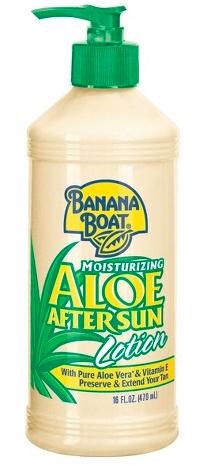 Bananan Boat After Sun