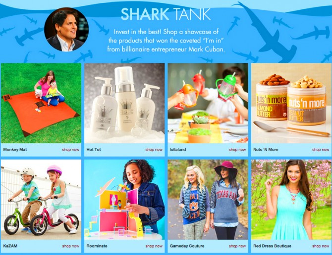 Rare Offer! Save up to 65% on Shark Tank Products!