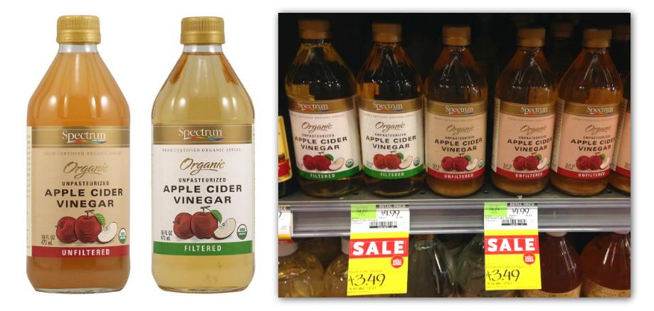 Spectrum Apple Cider Vinegar