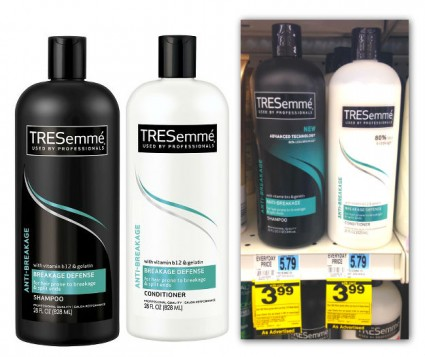 Tresemme Rite Aid Coupon