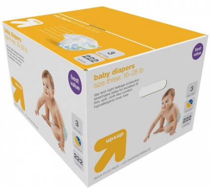 Up & Up Diapers Target