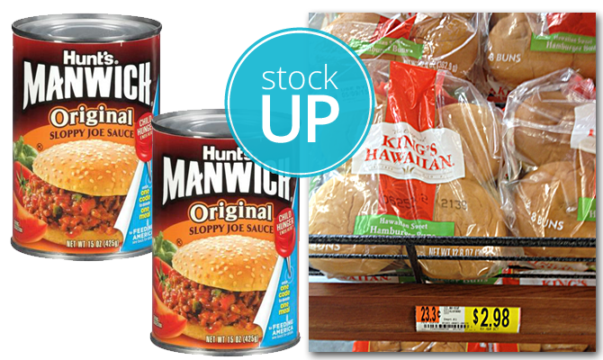 Hunt's Manwich Only $0.45 per Can at Target!Living Rich With Coupons®