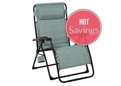 Kohl's Memorial Day Sale–Save Big on Patio Furniture + Kohl's Cash!