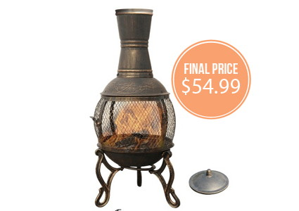 Target: 40% Off Outdoor Heaters & Fire Pits + $5 Coupon!