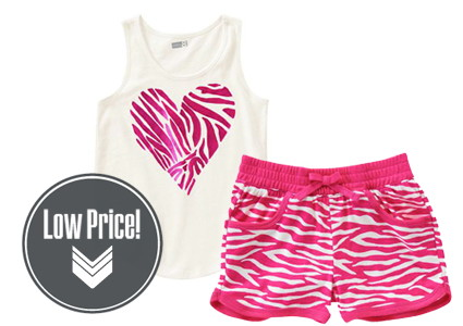 Hot! Kids' Tops & Shorts, Only $5.00 at Crazy 8!