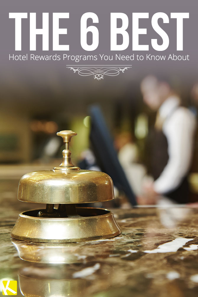 The 6 Best Hotel Rewards Programs You Need to Know About